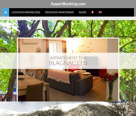 AppartBooking, Appartements, St Lary et Blagnac, 65 et 31